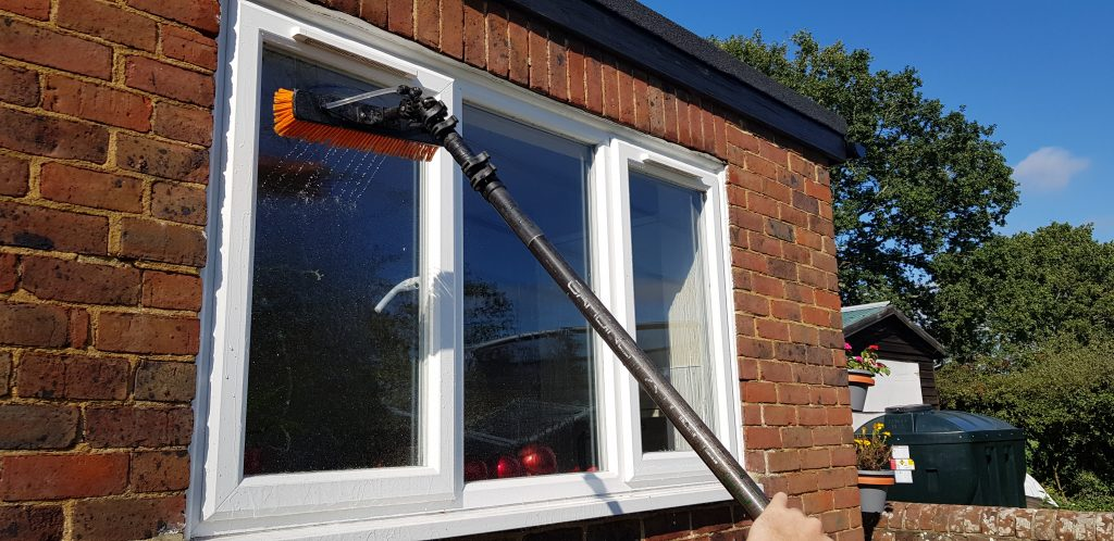 Window cleaning in Isaac Lane West Sussex