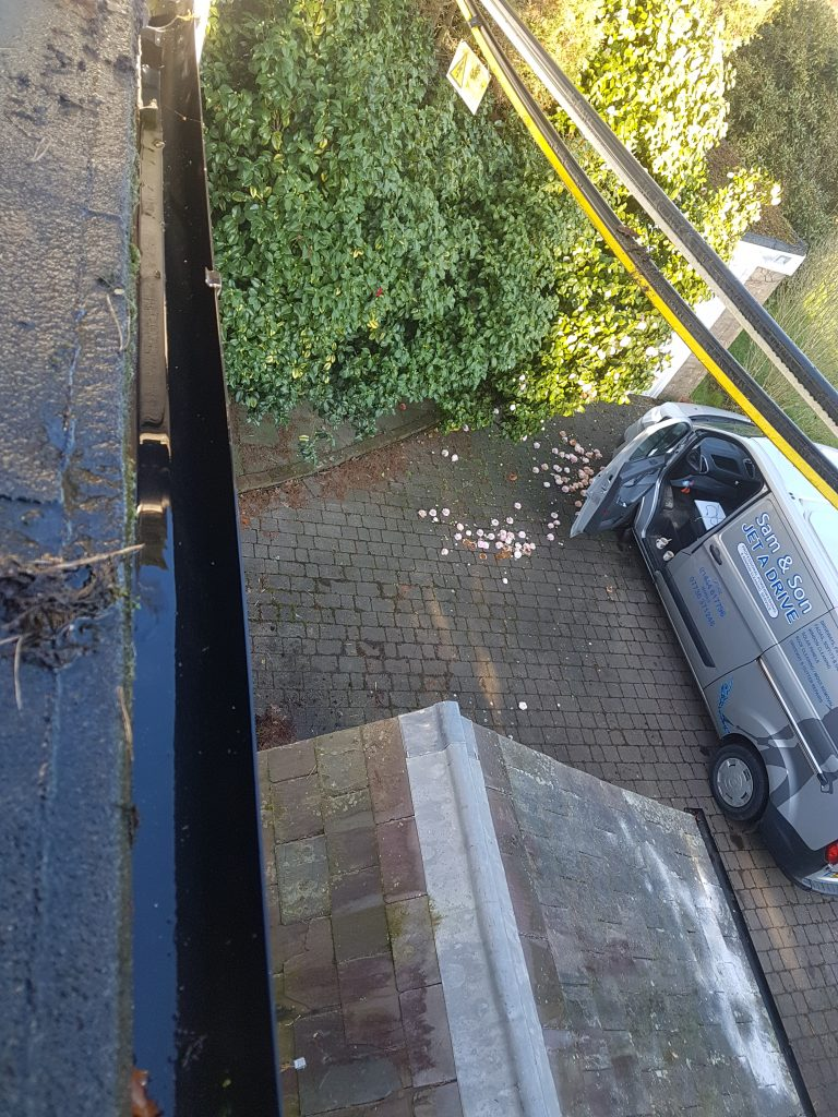 Gutter cleaning in Haywards Heath