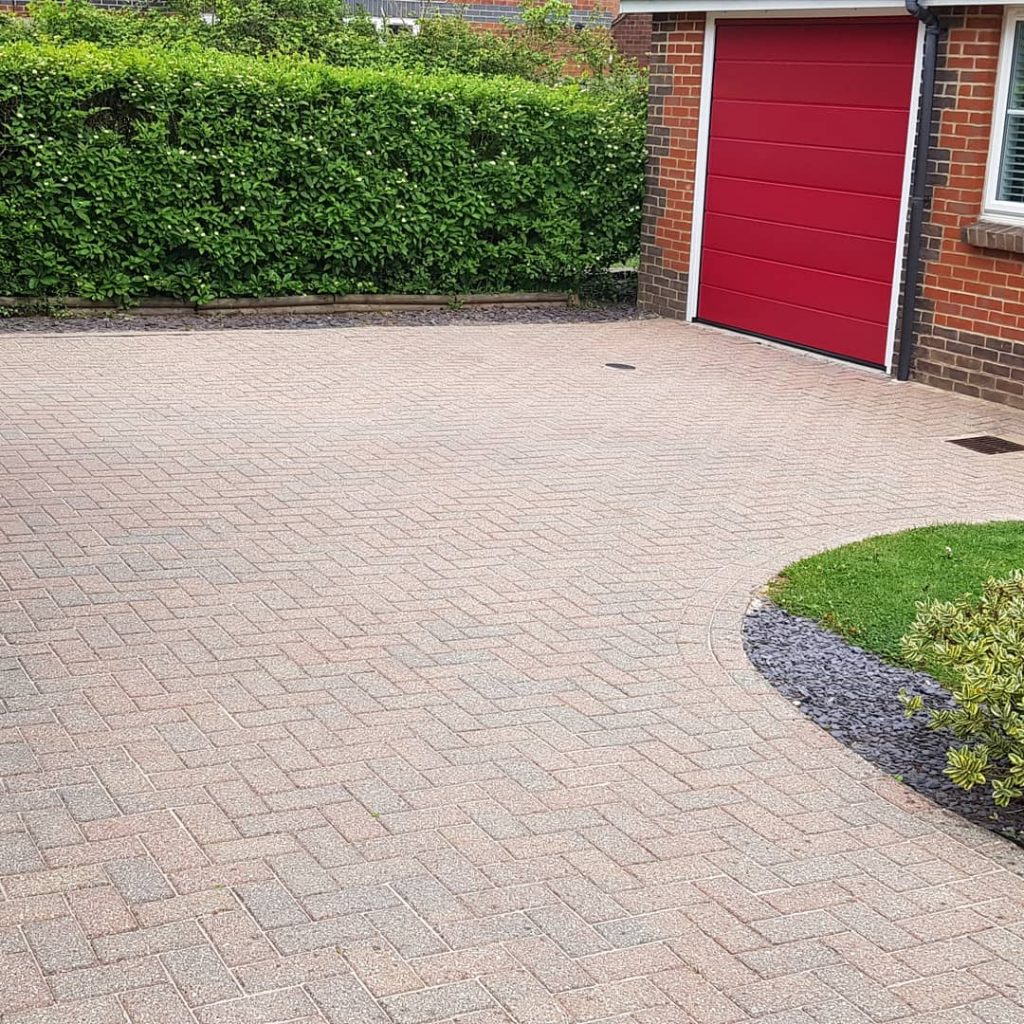 Driveway cleaning Lewes Road Sussex